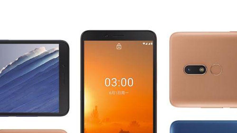 Nokia C3 trình làng: RAM 3 GB, giá hơn 2 triệu