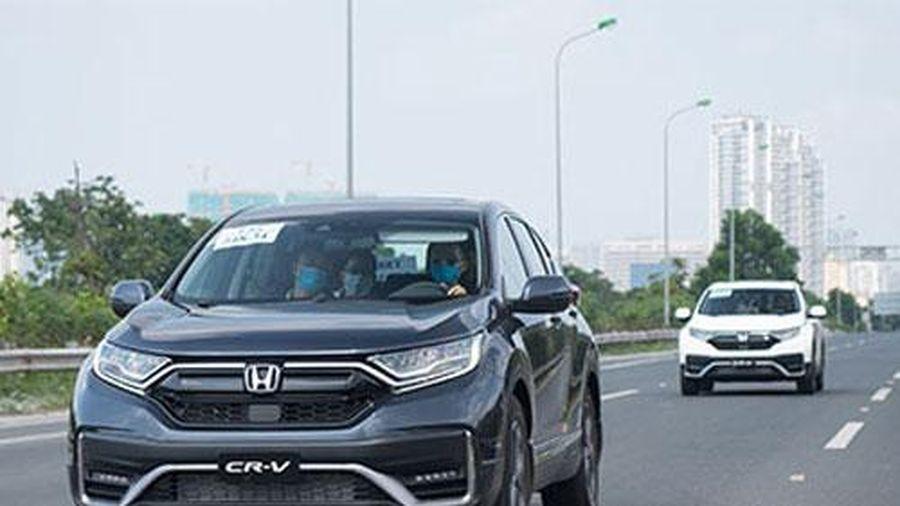 Honda CR-V 2020 ưu đãi giá gần trăm triệu tại đại lý, đấu Mazda CX-5, Hyundai Tucson