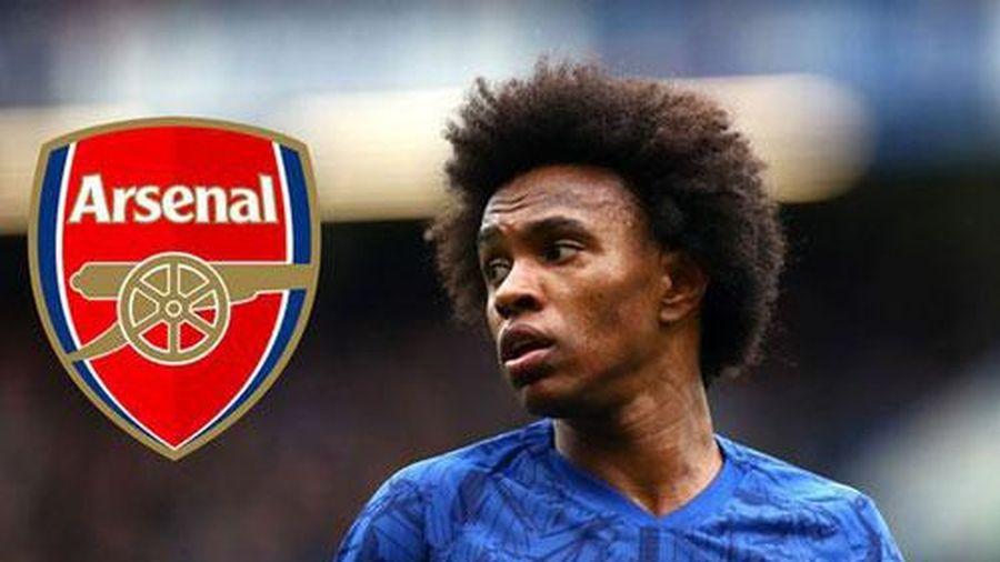 CHUYỂN NHƯỢNG Arsenal: 'Pháo thủ' sắp sở hữu Willian và Coutinho