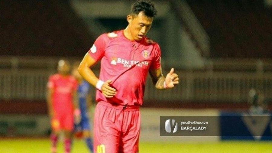 'Ông thần' ở hàng thủ Sài Gòn FC khiến cả V-League nản lòng