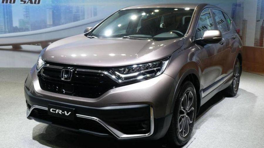 Honda CR-V cũ có thể lắp thêm gói an toàn Sensing như xe mới?