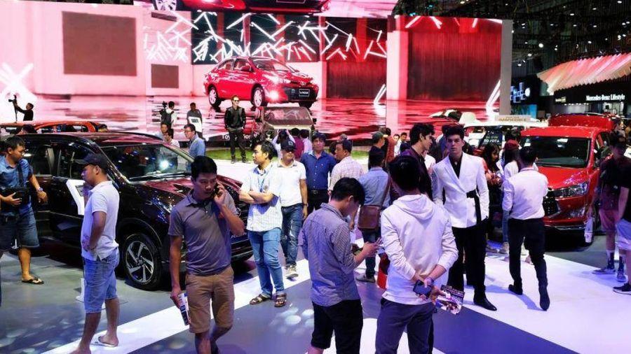 Chính thức hủy Triển lãm ô tô Việt Nam 2020 vì Covid-19