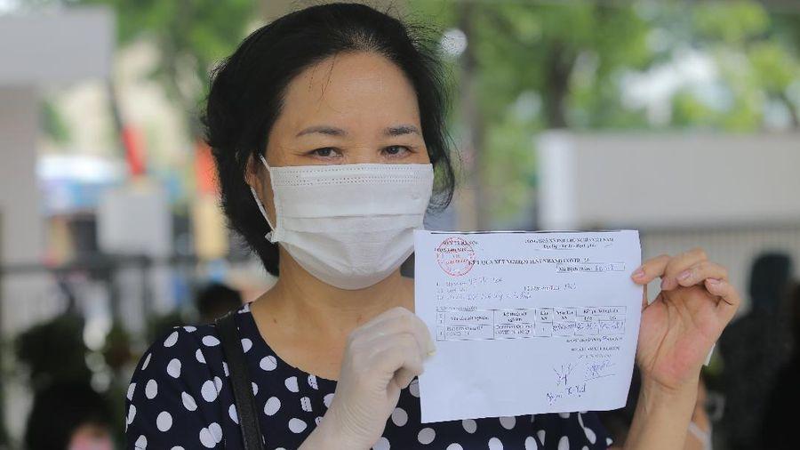 Phó giám đốc Bệnh viện Nhiệt đới Trung ương: 'Xét nghiệm sớm âm tính với SARS-CoV-2, xin đừng chủ quan'