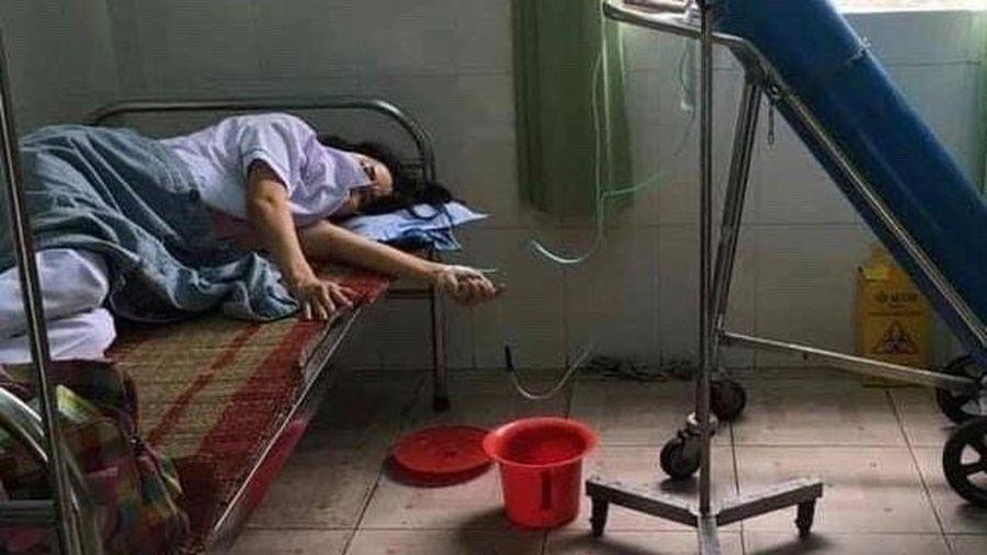Nữ nhân viên y tế Đà Nẵng ngất xỉu vì làm việc quá sức trong cuộc chiến chống COVID-19 đã ổn định sức khỏe