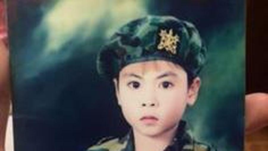 Khoe ảnh 'thần thái' hồi nhỏ, 'hoàng tử Ả Rập' Đức Huy vẫn bị bạn bè trêu vì điều này