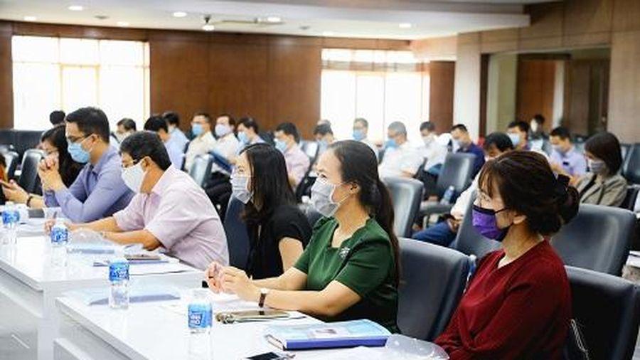 Trường Đại học Luật TPHCM: Tập huấn nghiệp vụ cho cán bộ, giảng viên làm nhiệm vụ thanh tra thi tốt nghiệp THPT 2020