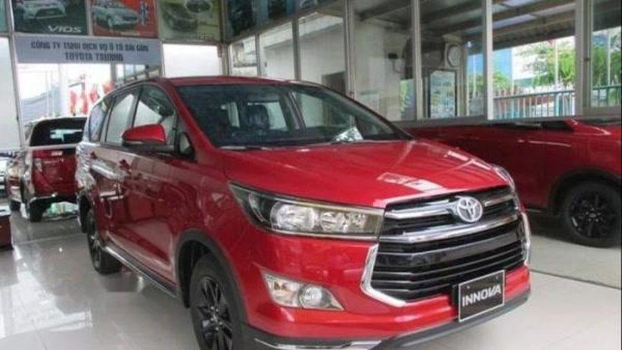 Triệu hồi Toyota Innova và Fortuner lắp ráp tại Việt Nam
