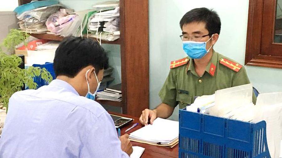 Quảng Ngãi: Bị Công an mời lên làm việc vì đăng phát ngôn giả mạo Phó Thủ tướng Vũ Đức Đam