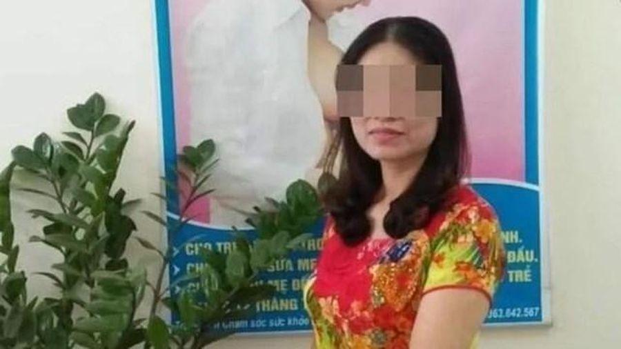 Thủ đoạn đầu độc cháu nội 1 tuổi tàn khốc của nữ Phó khoa BVĐK Vũ Thư, Thái Bình