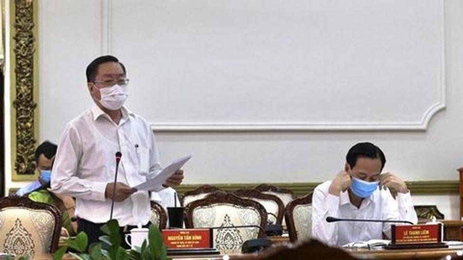 TP. Hồ Chí Minh: Truy vết 28 người tiếp xúc doanh nhân Nhật Bản nhiễm Covid-19