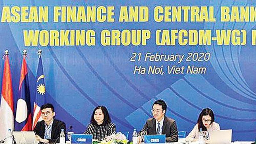 Tăng cường ổn định kinh tế và tài chính khu vực, chống lại đại dịch Covid-19