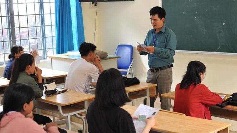 Đắk Lắk phân loại thí sinh để tổ chức thi tốt nghiệp THPT