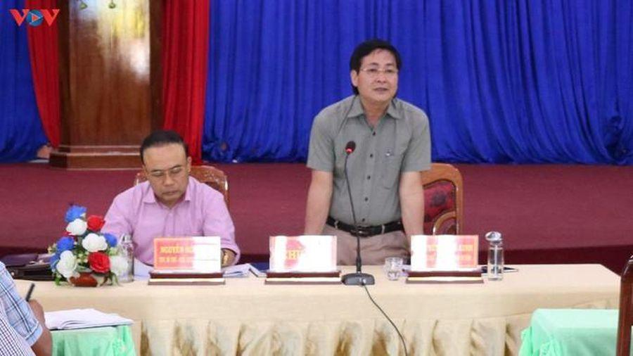 Chủ tịch UBND huyện Chư Sê bị điều về Quỹ bảo vệ rừng