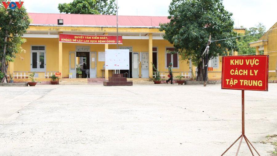 Đắk Lắk trưng dụng 2 cơ sở y tế thành nơi cách ly tập trung