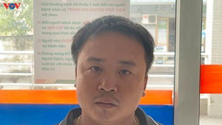 Tài xế container đâm chết 3 người tại Hà Nội đã ra đầu thú