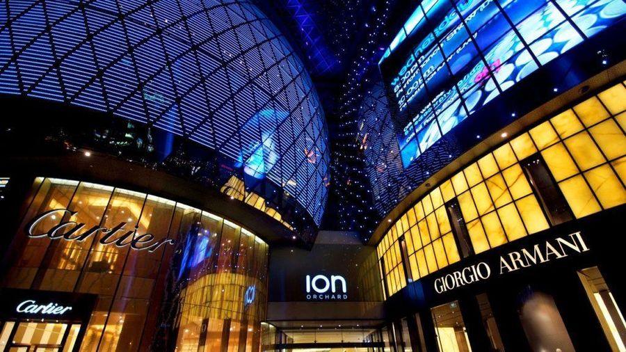 Thánh địa mua sắm ở Singapore hoang lạnh vì dịch bệnh