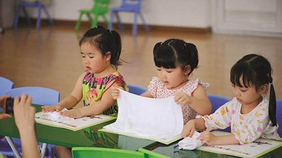 Hà Nội tuyển sinh trực tuyến vào trường mầm non từ ngày 4-8