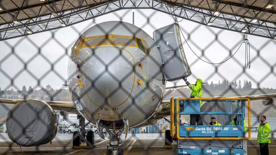 Boeing 737 MAX đối mặt thử thách mới trước khi được quay lại bầu trời