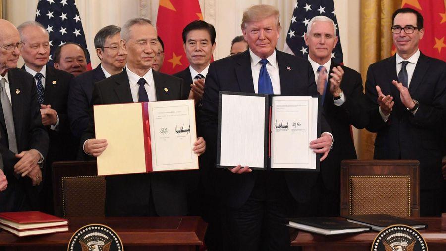 Trung Quốc chỉ hoàn thành 5% thỏa thuận thương mại Mỹ Trung về năng lượng trong nửa đầu 2020