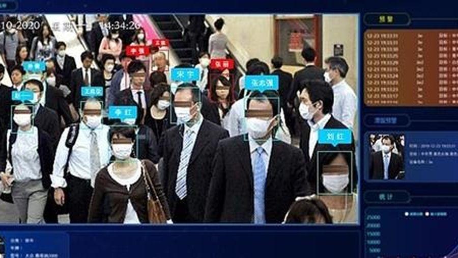 Trung Quốc: Công nghệ nhận diện phát triển mạnh