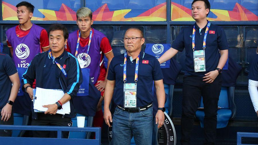 Hoãn đại hội thường niên VFF, thầy trò ông Park vẫn tập trung
