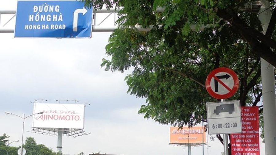 Nhiều phương án điều chỉnh giao thông khu vực Tân Sơn Nhất