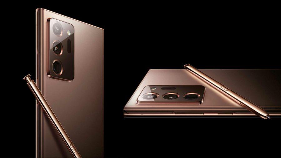 Tối nay, Samsung trình làng flagship Galaxy Note20