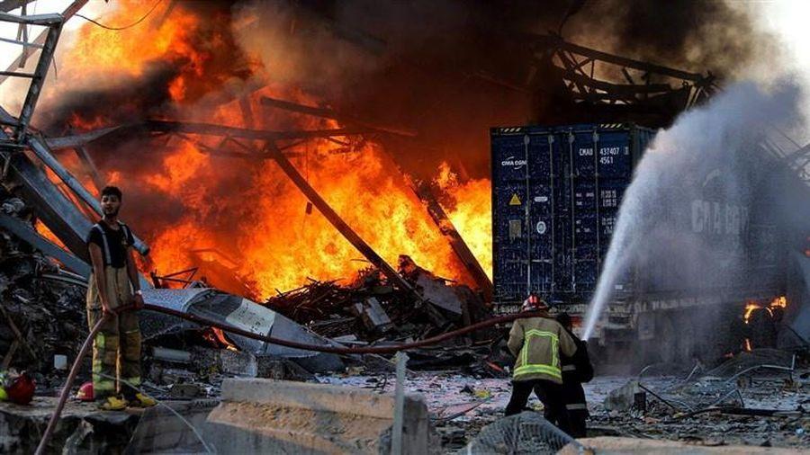 Game thủ kể lại khoảnh khắc vụ nổ ở Beirut làm vỡ nát cửa sổ