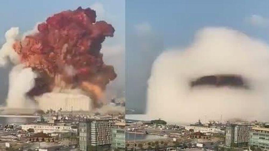 Lebanon kiệt quệ, lại bị giáng thêm tai họa 'ngang 240 tấn TNT'