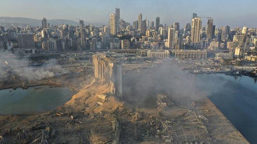 Số người chết trong vụ nổ Beirut tăng lên hơn 100