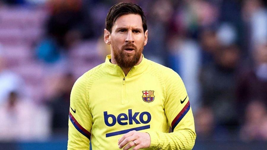 Messi dứt điểm ấn tượng trước trận gặp Napoli