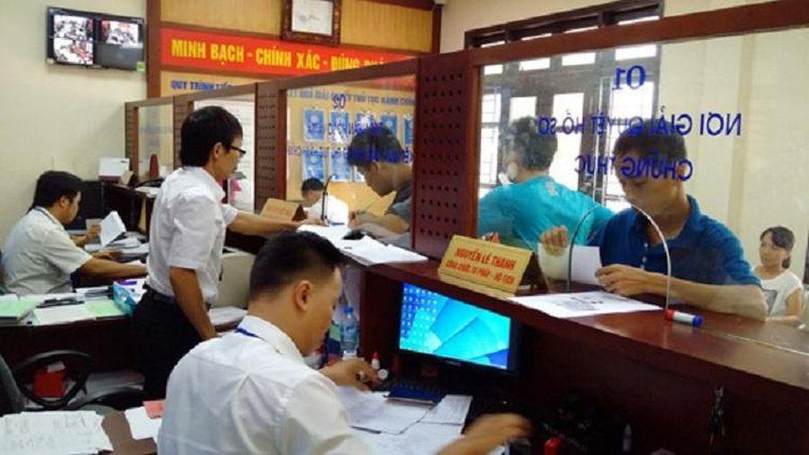 Huyện Thạch Thất: 100% hồ sơ được giải quyết bằng công nghệ thông tin