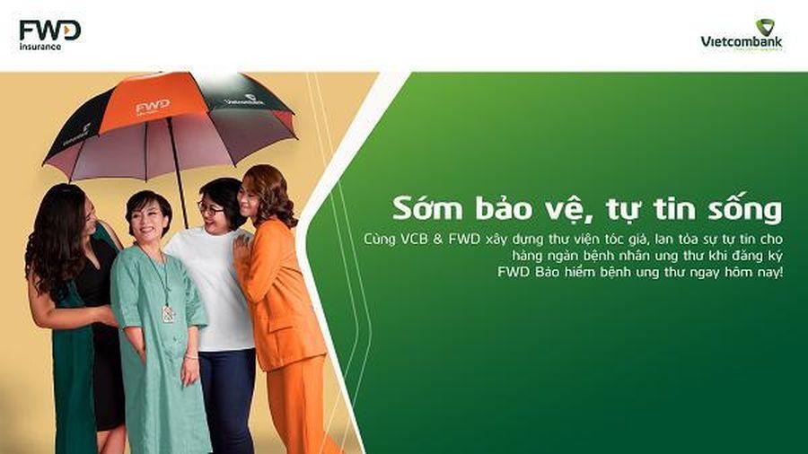 Cùng Vietcombank góp sức lan tỏa tinh thần 'Sớm bảo vệ, Tự tin sống'