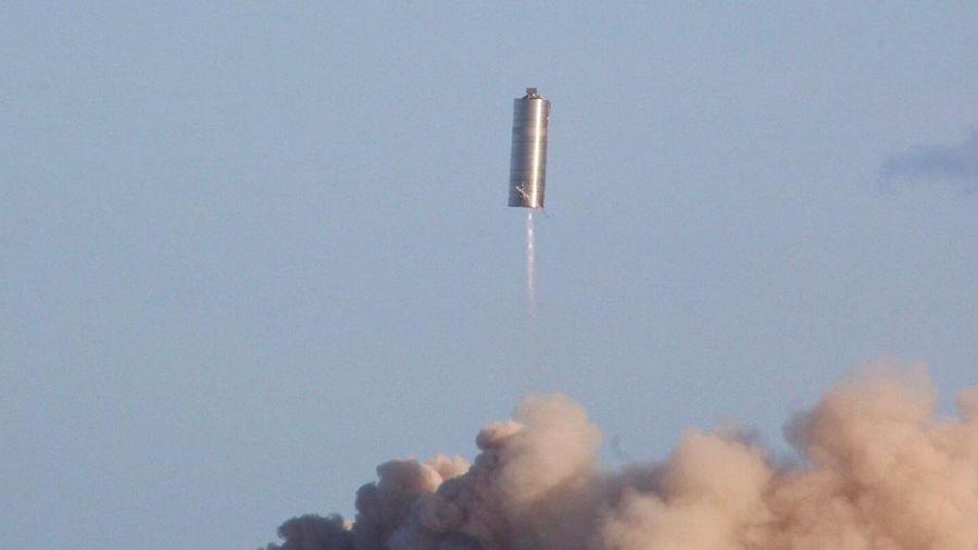 SpaceX phóng thử thành công nguyên mẫu Starship đưa người lên sao Hỏa