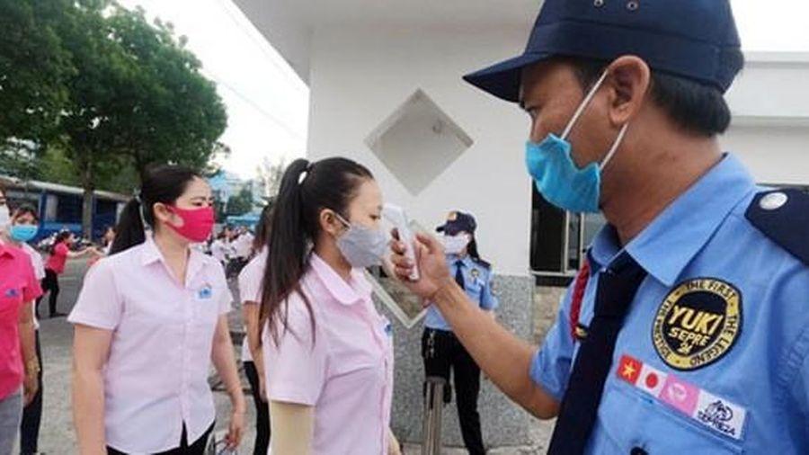 Hà Nội: Bảo đảm an toàn sức khỏe cho công nhân