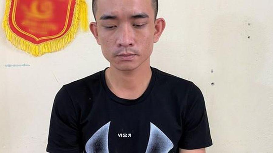 Vây bắt thanh niên có lệnh truy nã đặc biệt đang lẩn trốn tại Hà Nội