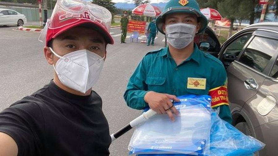 Hồ Ngọc Hà, hoa hậu Tiểu Vy, H'hen Niê hỗ trợ Đà Nẵng chống Covid-19