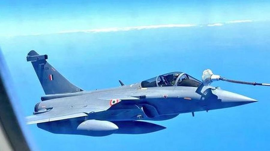 Tác động của tiêm kích Rafale đối với tranh chấp biên giới Trung - Ấn