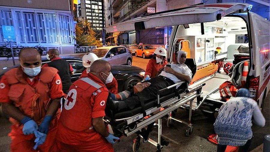 Vụ nổ ở Li Băng: Bệnh viện 'vỡ trận', thương vong không ngừng tăng