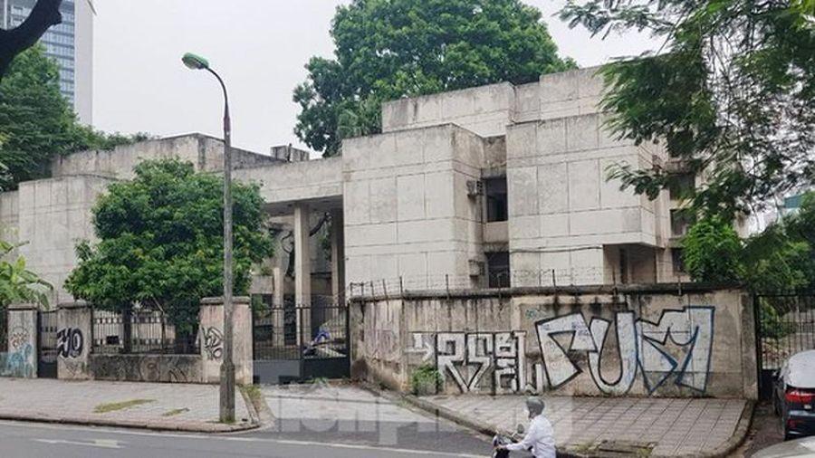 3 khu đất 'vàng' Bộ ngoại giao xin giữ lại dù có trụ sở nghìn tỷ