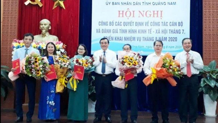 Tân Giám đốc sở GTVT tỉnh Quảng Nam là ai?