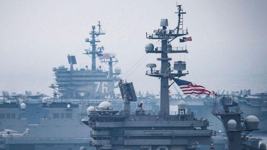 'Chúa tể đại dương' tàu sân bay sợ nhất điều gì?