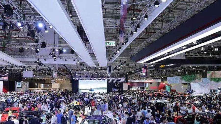 Hủy bỏ triển lãm ô tô lớn nhất Việt Nam năm 2020