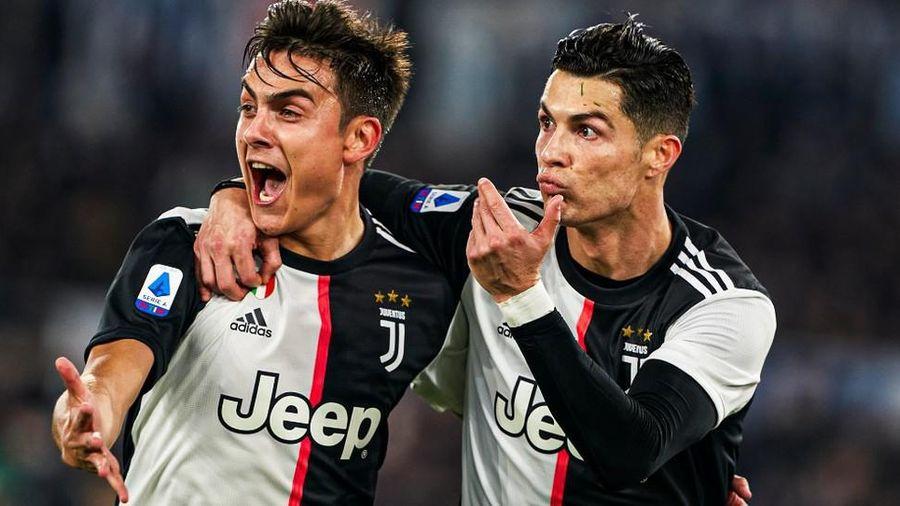 Ronaldo thua đồng đội ở cuộc đua Cầu thủ xuất sắc nhất Serie A