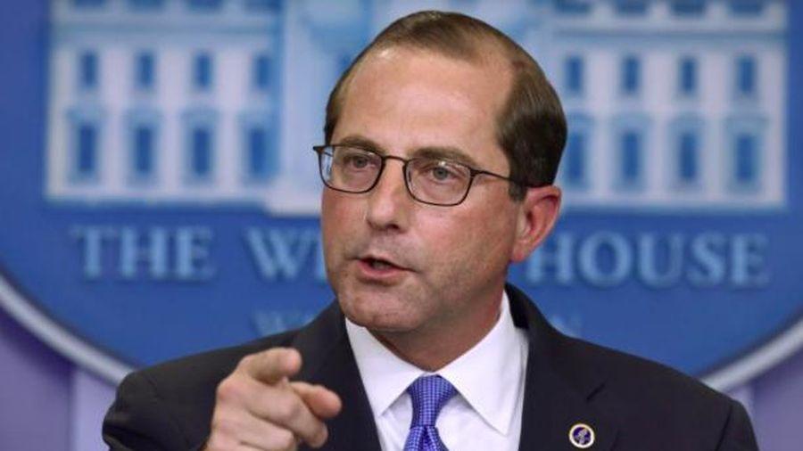 Bộ trưởng Y tế Mỹ sắp thăm Đài Loan, chắc chắn chọc tức Trung Quốc