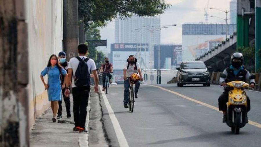 Philippines tái phong tỏa Manila và 4 tỉnh lân cận vì Covid-19