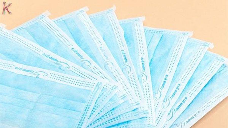 Cách phân biệt khẩu trang y tế thật giả tránh mất tiền lại không an toàn