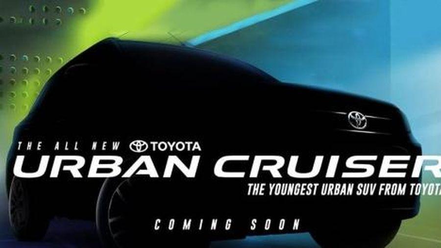 Chiếc ô tô SUV Toyota Urban Cruiser giá chỉ khoảng hơn 200 triệu sắp trình làng có gì hay?
