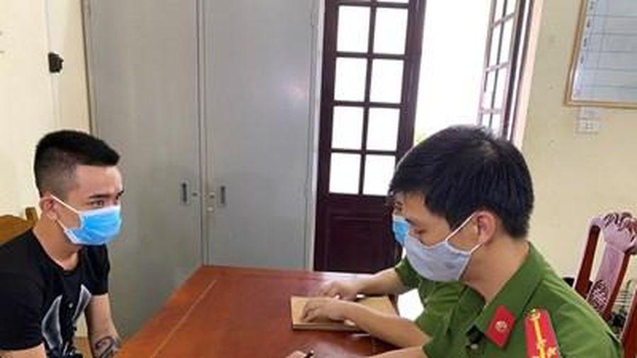 Nguyễn Văn Dương - đối tượng truy nã đặc biệt về tội giết người sa lưới