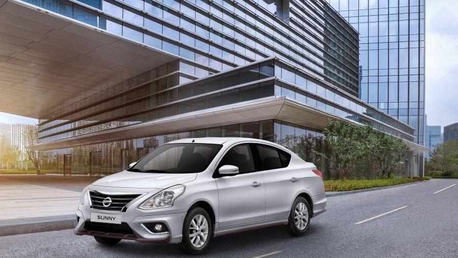 Giảm giá 20 triệu đồng khi mua Nissan Sunny